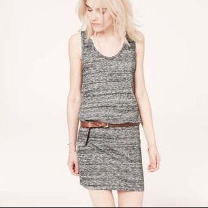 Black Lou and Grey Dress XS